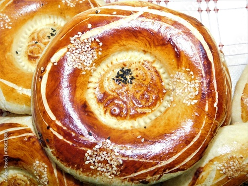 tajikistan bread