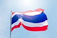 Flag Of Thailand , Southeast A...