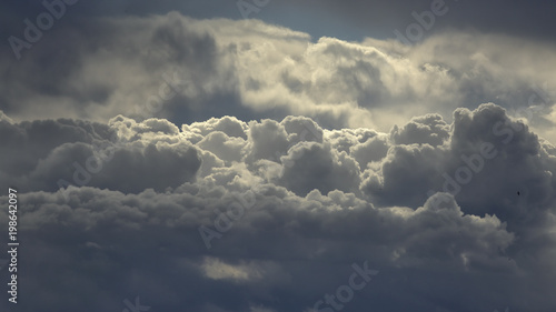 Obraz Above the clouds - fototapety do salonu
