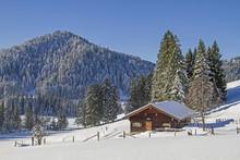 Winterwanderung Zur Lexen Alm ...
