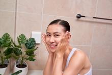 Young Vietnamese Girl Enjoy He...