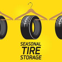 Seasonal Tire Storage Garage P...