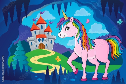 For Kids Happy unicorn topic image 4