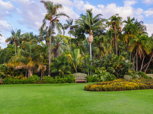 Formal Garden Landscape Details