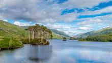 Eilean Na Moine At Loch Eilt, Scotland, United Kingdom