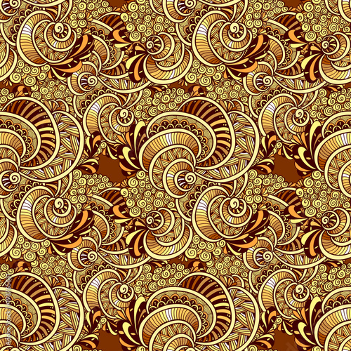 zen-abstrakcyjna-platanina-zen-doodle-morskie-bez-szwu-z-muszli-zlota-do-pakowania-ubran-lub-do-druku-i-inne