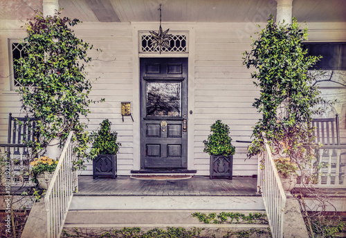 Fotografia, Obraz Southern Front Porch