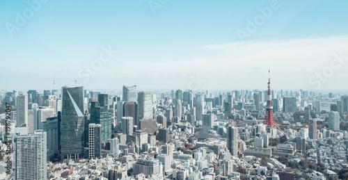 Poster de jardin Tokyo Tokyo Japan City
