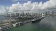 Miami aerial view 57a