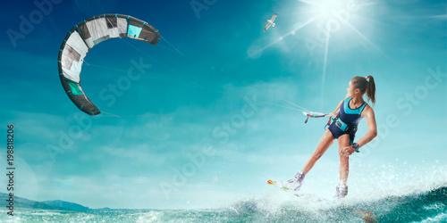 Obrazy Kitesurfing   kitesurfing