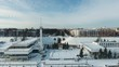 The city of Yaroslavl