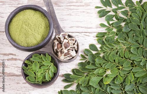 Odżywcza roślina Moringa - Moringa oleifera