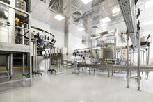 Factory For Bottling Alcoholic Beverages