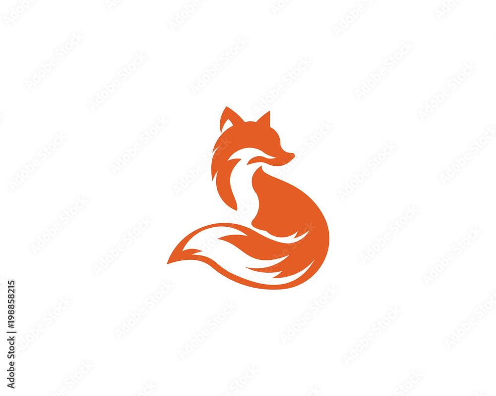 Fototapety, obrazy: Fox logo