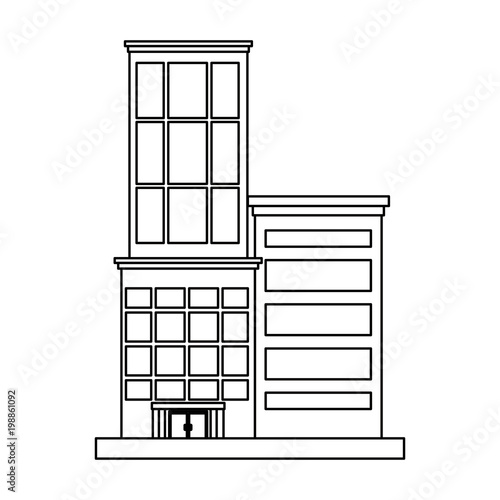 25+ Office Building Cartoon Images