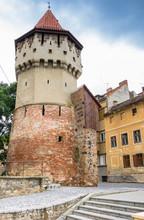 Medieval Defense Tower Turnul ...