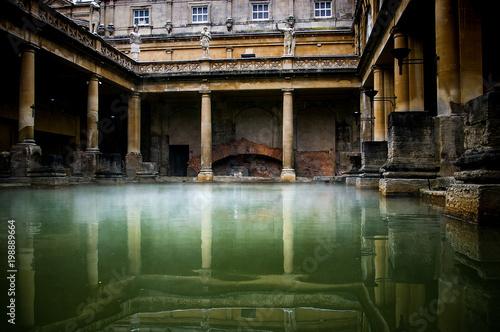 Fotografia Roman Bath, Bath