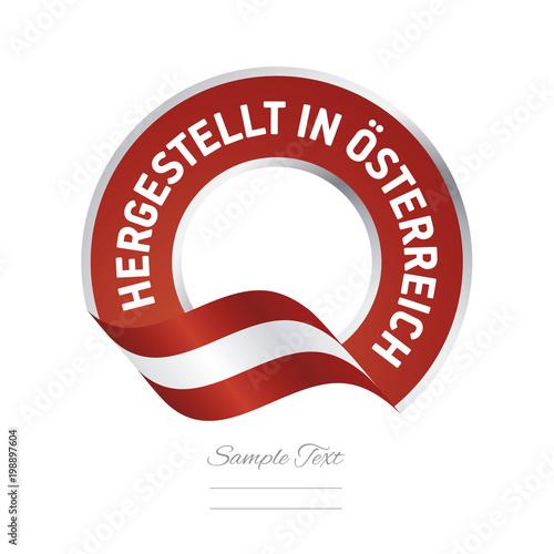 Made In Austria German Language