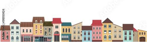 city street horizontal