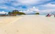 plages de Tups Islands, mer d'Andaman, Thaïlande