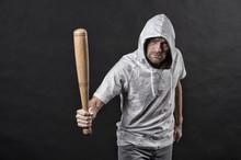 Hooligan Wear Hood In Hoody, F...
