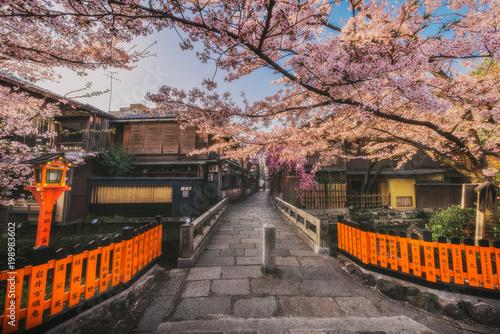 Foto op Canvas Kyoto 京都 - 祇園白川