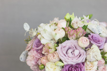 The Delicate Rustic Floral Bou...