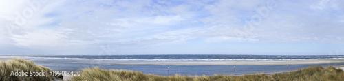 Deutsche Nordseeküste, Dünen Panorama