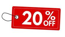 Special Offer 20% Off Label Or...