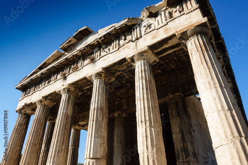 Photo  Temple of Hephaestus