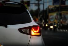 Car Taillight.