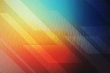 Abstract Background With Lines. Illustration Technology.
