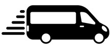 Airport Shuttle Minivan, Shutt...