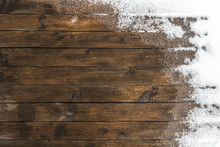 Thaw On The Wooden Floor Terra...