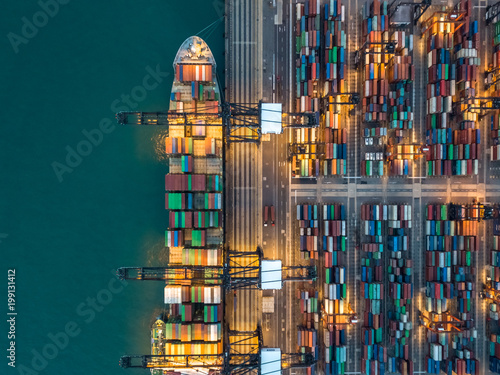 terminale-kontenerowe-kwai-tsing-z-widoku-drona