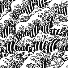 Vector Seamless Pattern With J...