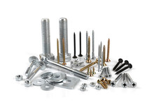 Variety Of Screws And Fastener...