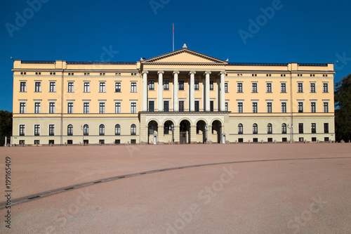 Norwegian Royal Palace