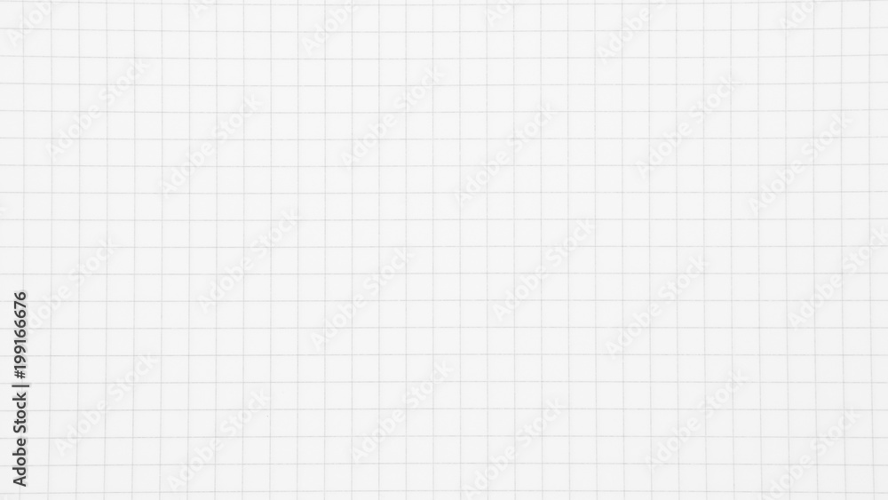 Fototapety, obrazy: white grid paper background