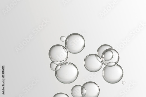 Water bubbbles