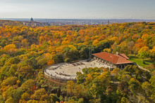 Montreal Mount Royal Belvedere