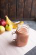 Healthy breakfast concept