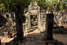 Bayon Temple, Temples Of Angko...