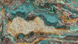 Turquoise raw gemstone texture - 199207675