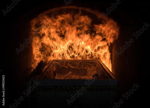 Thai Buddhist Stlye cremation Religious