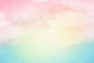 Panel Szklany Niebo sky
