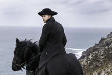 Handsome Male Horse Rider Rege...