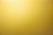 Gold Texture. The Smooth Surface Texture Of The Gold Metal Sheet