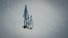 Conceptual Image Of Bicyclist ...