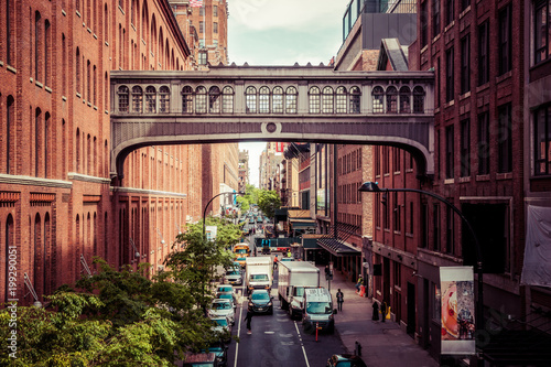 Fotografía  Meatpacking District, New York City